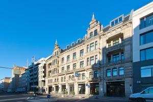 Angleterre Hotel, Hotely  Berlín - big - 38