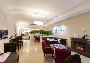 Marinus Hotel, Hotels  Kabardinka - big - 45