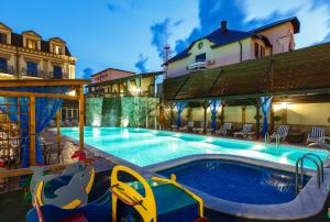 Marinus Hotel, Hotely  Kabardinka - big - 51