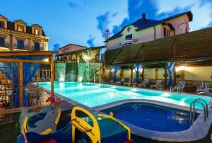 Marinus Hotel, Hotels  Kabardinka - big - 50