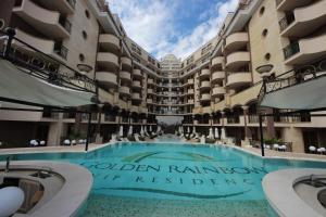 Menada Apartments in Golden Rainbow, Apartmány  Slnečné pobrežie - big - 28