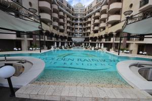 Menada Apartments in Golden Rainbow, Apartmány  Slnečné pobrežie - big - 26