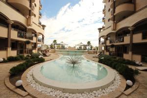 Menada Apartments in Golden Rainbow, Apartmány  Slnečné pobrežie - big - 27