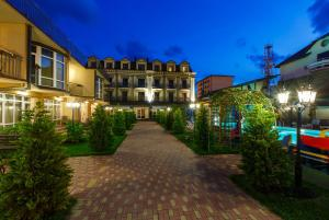 Marinus Hotel, Hotels  Kabardinka - big - 57