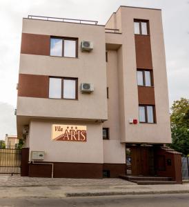 Vila Aris, B&B (nocľahy s raňajkami)  Iaşi - big - 27