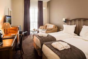 Hôtel de l'Horloge, Hotels  Avignon - big - 14