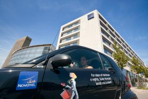 Novotel Suites Lille Europe, Hotely  Lille - big - 10