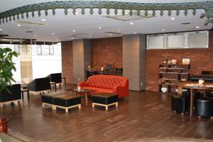 Frame Hotel Sapporo, Hotel low cost  Sapporo - big - 55