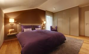 Crioli Dolomiti Lodge, Apartments  Villabassa - big - 5