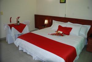 Hotel Los Puentes Comfacundi, Hotel  Girardot - big - 11