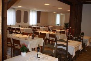 Hotel Engel, Penziony – hostince  Emmetten - big - 39