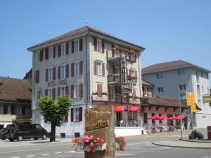 Hotel Engel, Penziony – hostince  Emmetten - big - 1