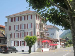 Hotel Engel, Penziony – hostince  Emmetten - big - 35