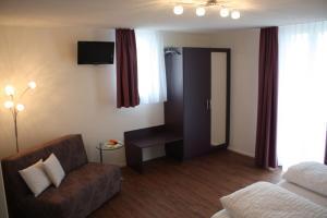Hotel Engel, Penziony – hostince  Emmetten - big - 6
