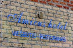 Amicus Hotel, Hotels  Vilnius - big - 55