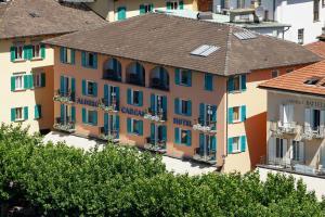 Albergo Carcani, Hotely  Ascona - big - 26