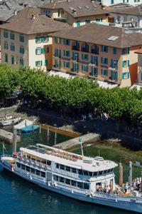 Albergo Carcani, Hotely  Ascona - big - 25
