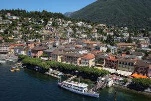 Albergo Carcani, Hotely  Ascona - big - 24