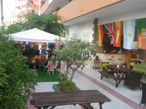 Apartamentos Ocaña, Apartments  Cala de Finestrat - big - 48