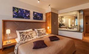 Hotel Maximilian, Отели  Обераммергау - big - 10