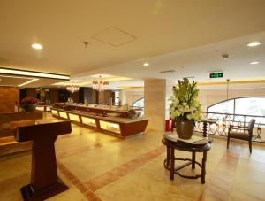 JAHO Forstar Hotel Wenshuyuan Branch, Szállodák  Csengtu - big - 23