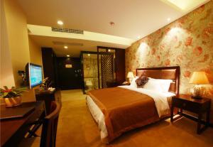 JAHO Forstar Hotel Wenshuyuan Branch, Szállodák  Csengtu - big - 5