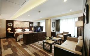 JAHO Forstar Hotel Wenshuyuan Branch, Szállodák  Csengtu - big - 25