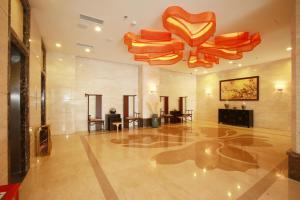 JAHO Forstar Hotel Wenshuyuan Branch, Szállodák  Csengtu - big - 26
