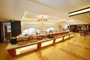 JAHO Forstar Hotel Wenshuyuan Branch, Szállodák  Csengtu - big - 27