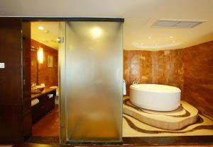 JAHO Forstar Hotel Wenshuyuan Branch, Szállodák  Csengtu - big - 3