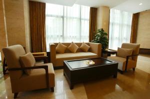 JAHO Forstar Hotel Wenshuyuan Branch, Szállodák  Csengtu - big - 2