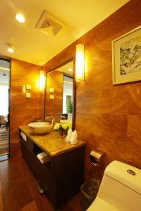 JAHO Forstar Hotel Wenshuyuan Branch, Szállodák  Csengtu - big - 29