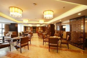 JAHO Forstar Hotel Wenshuyuan Branch, Szállodák  Csengtu - big - 30