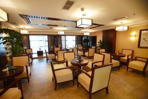 JAHO Forstar Hotel Wenshuyuan Branch, Szállodák  Csengtu - big - 31