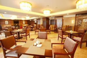 JAHO Forstar Hotel Wenshuyuan Branch, Szállodák  Csengtu - big - 33