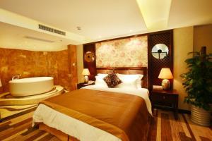 JAHO Forstar Hotel Wenshuyuan Branch, Szállodák  Csengtu - big - 6