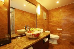 JAHO Forstar Hotel Wenshuyuan Branch, Szállodák  Csengtu - big - 36