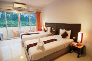 Ascot Krabi, Hotely  Ao Nang - big - 4