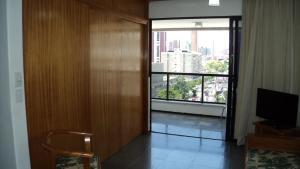 Flat Via Venetto Meirelles, Apartmanok  Fortaleza - big - 36