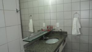 Flat Via Venetto Meirelles, Apartmanok  Fortaleza - big - 38