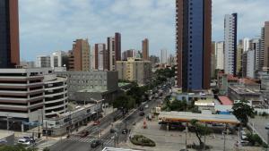Flat Via Venetto Meirelles, Apartmanok  Fortaleza - big - 46