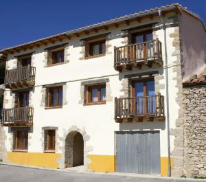 Balcón De Ares