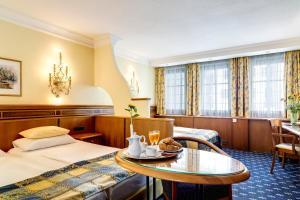Hotel Mondschein, Hotels  Innsbruck - big - 13