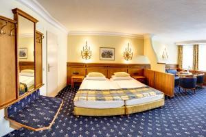 Hotel Mondschein, Hotels  Innsbruck - big - 4