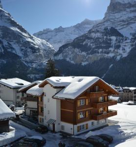 Hotel Caprice - Grindelwald, Hotely  Grindelwald - big - 73