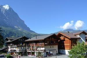 Hotel Caprice - Grindelwald, Hotely  Grindelwald - big - 62