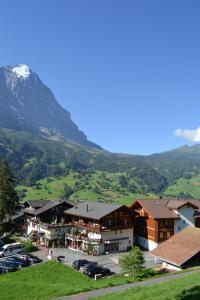 Hotel Caprice - Grindelwald, Hotely  Grindelwald - big - 65