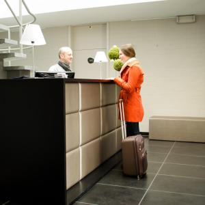 Hotel Essenza, Hotely  Puurs - big - 12
