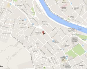 Evrika Apartments on Rustaveli Avenue, Apartmány  Tbilisi City - big - 12