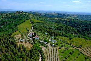 Agriturismo Podere Sottogello, Farmházak  San Giovanni a Corazzano  - big - 28